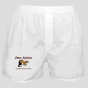 Otter Addict Boxer Shorts