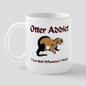 Otter Addict Mug
