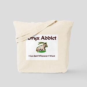 Oryx Addict Tote Bag