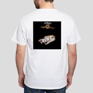 virgo serie II White T-Shirt