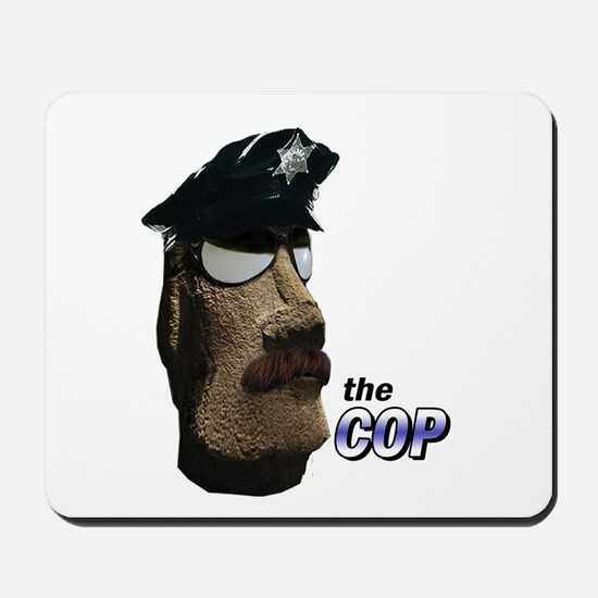 The Cop Mousepad