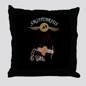 sagittarius serie II Throw Pillow