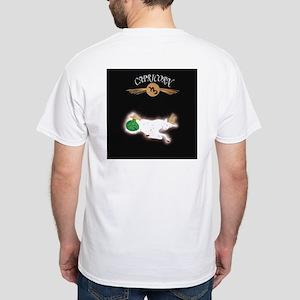 capricorn serie II White T-Shirt