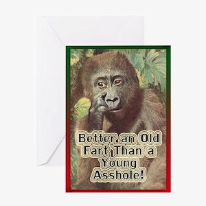 Birthday Gifts Greeting Card