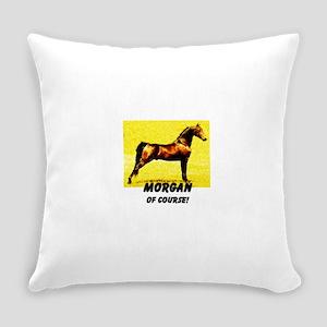 AFTM Morgan Horse Everyday Pillow