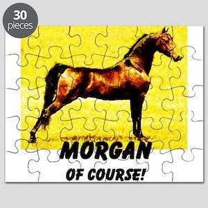 AFTM Morgan Horse Puzzle