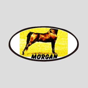 AFTM Morgan Horse Patch
