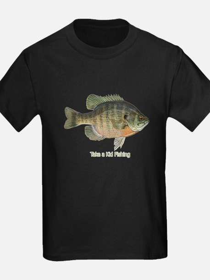 Take a Kid Fishing T