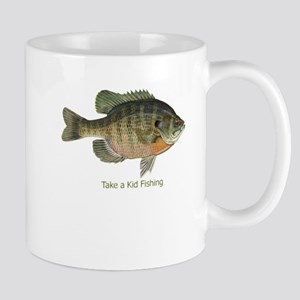 Take a Kid Fishing Mug