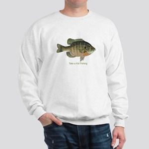 Take a Kid Fishing Sweatshirt