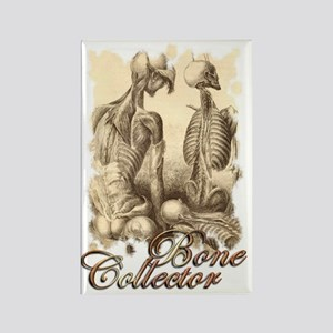 Bone Collector Rectangle Magnet
