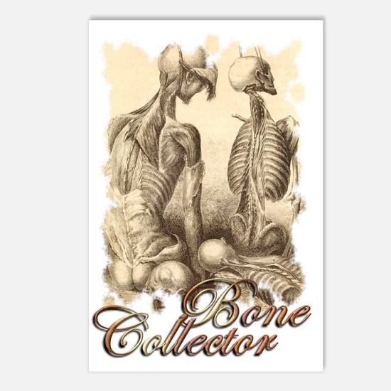Bone Collector Postcards (Package of 8)