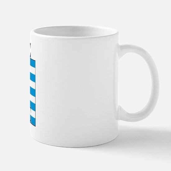 Greece Greek Flag Mug