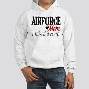 Airforce Raised Hero Hooded Sweatshirt