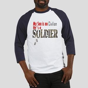 Army Son no Civilian Baseball Jersey