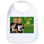Team Larson Bib