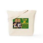 Team Larson Tote Bag