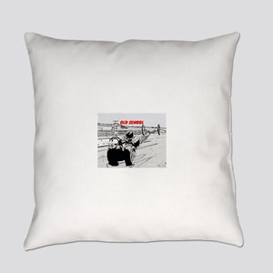 AFTM Dragster Everyday Pillow