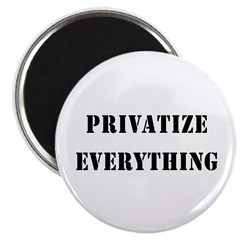 Privatize Everything 2.25