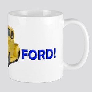 Helaine's Ford PickUpTruck Mug