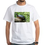 Redbelly Turtle White T-Shirt
