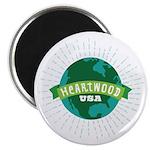 Heartwood USA Magnet