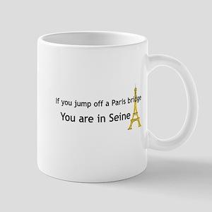 Funny French Mug