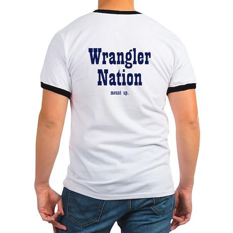 Wrangler Nation Ringer T