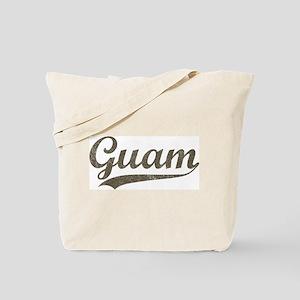 Vintage Guam Tote Bag
