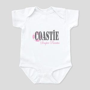Coastie Semper Pa Infant Bodysuit