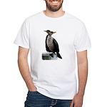 Cormorants White T-Shirt