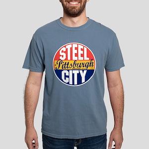 Pittsburgh Vintage Label B T-Shirt