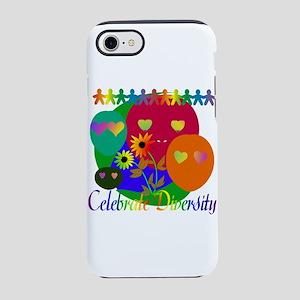 Celebrate Diversity iPhone 8/7 Tough Case
