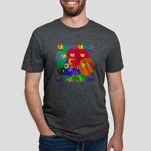 Celebrate Diversity Mens Tri-blend T-Shirt