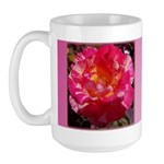 Our Lady of the Rosary Large Mug