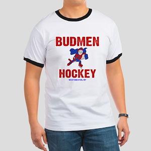 Budmen Hockey Ringer T