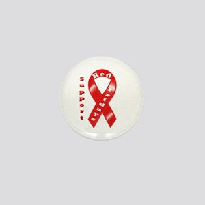 Support Red Fridays Mini Button