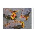 Hungry Catfish Postcards (Package of 8)