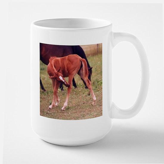 Scratching the Itch! Large Mug