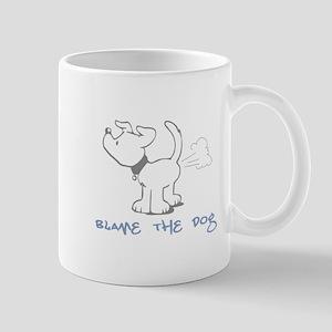 Blame the Dog Mug