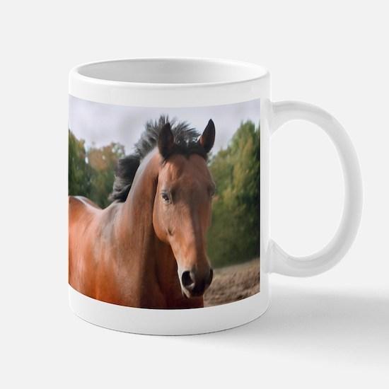 Indy running Mug
