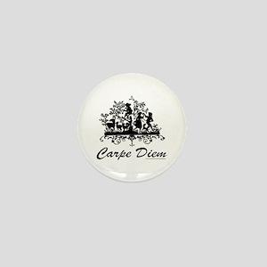 CARPE DIEM Mini Button