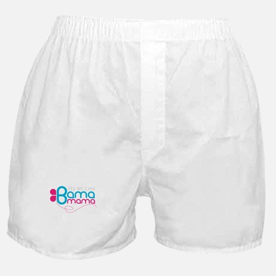 obama mama butterfly Boxer Shorts