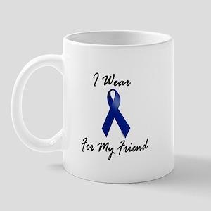I Wear Blue For My Friend 1 Mug