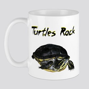 Turtles Rock Mug