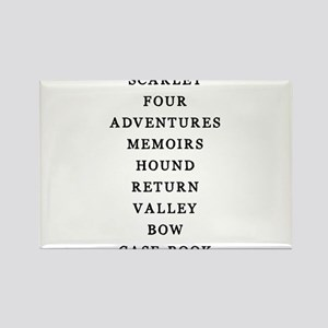 Holmes Adventures Magnets
