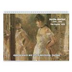 Famous Fine Art Prints Wall Calendar