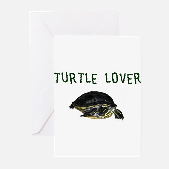 Turtle Lover Greeting Cards (Pk of 10)