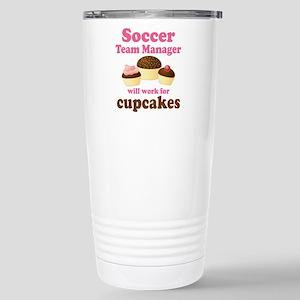 Funny Soccer Team Manager Mugs