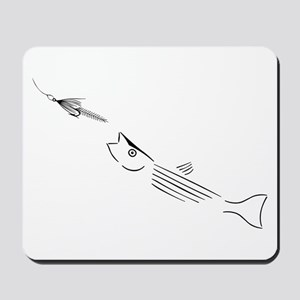The Chase mousepad